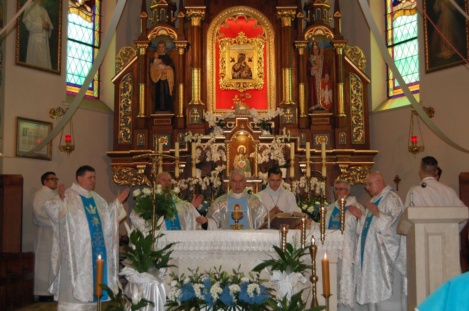 Odpust parafialny ku czci MB Nieustającej Pomocy